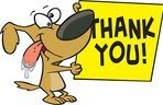 437781-Royalty-Free-RF-Clip-Art-Illustration-Of-A-Drooling-Cartoon-Grateful-Dog-Holding-A-Thank-You-Sign%5B1%5D